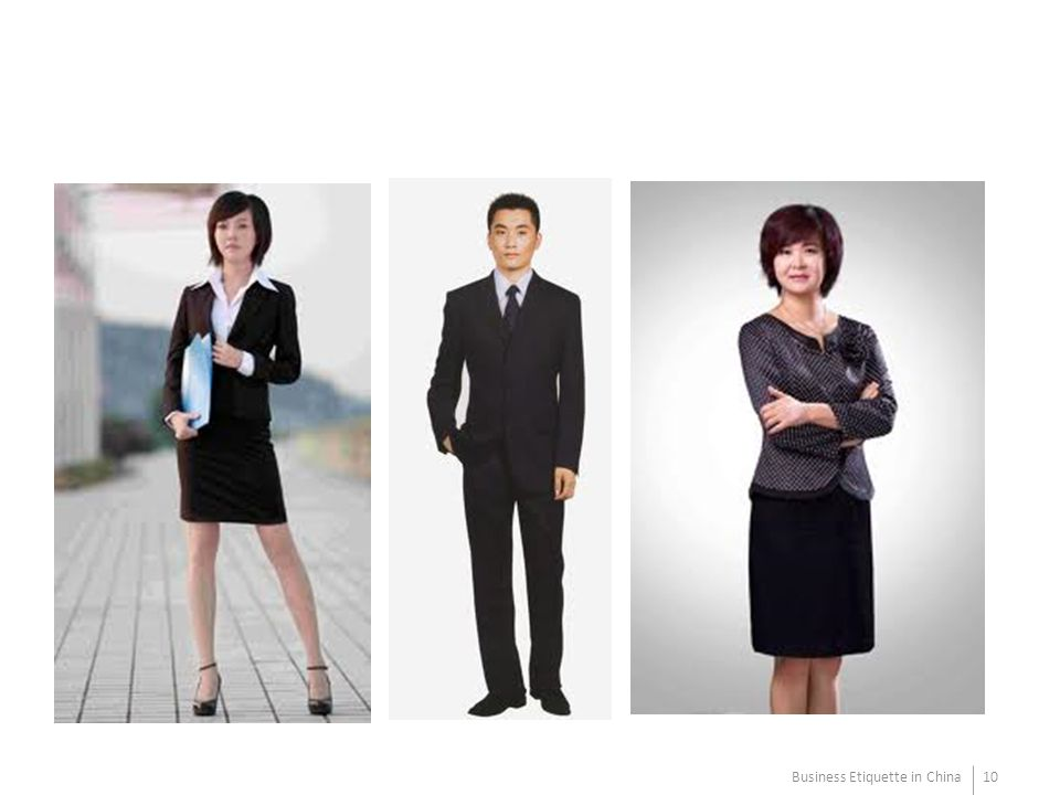 10Business Etiquette in China