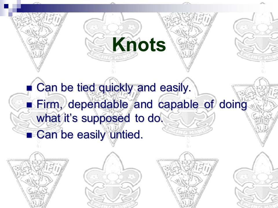 Whippings Means of protecting the ends of ropes from fraying.
