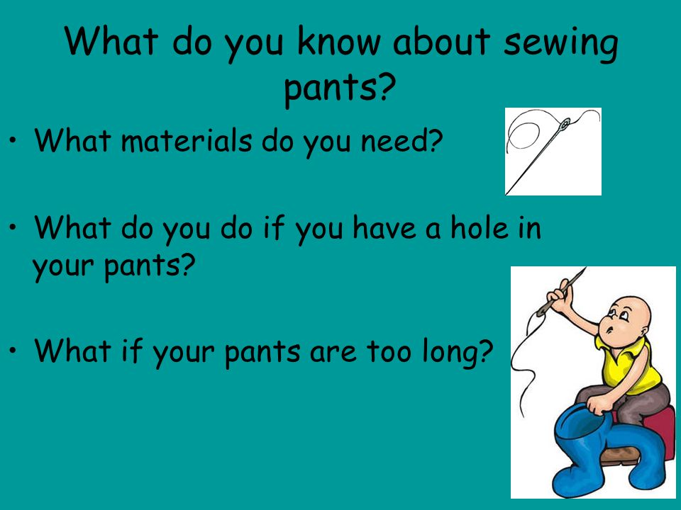 Let's name some clothing patterns: solidpolka dot stripes plaid