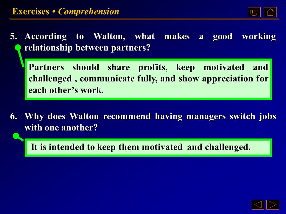 3.What special advice does Walton give his reader before listing his rules.