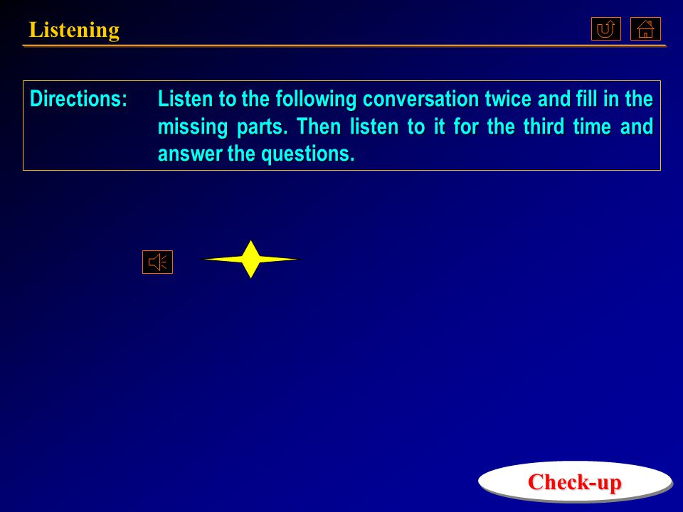 Listening Part 2.2, p. 78 《听说教程 IV 》 : Part 2.2, p. 78