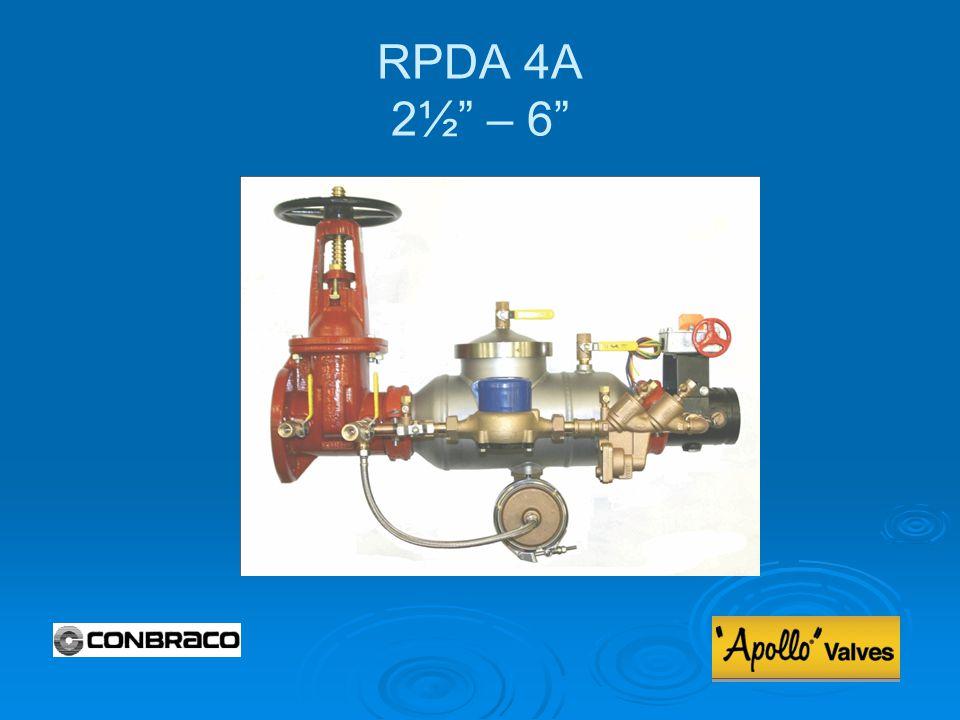 RPDA 4A 2½ – 6