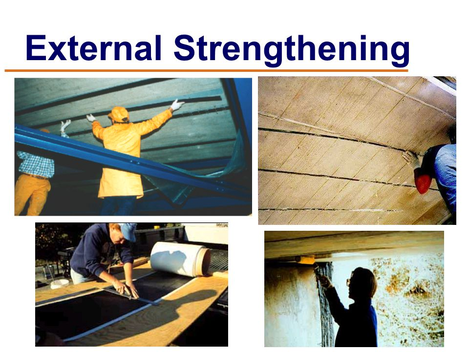 External Strengthening