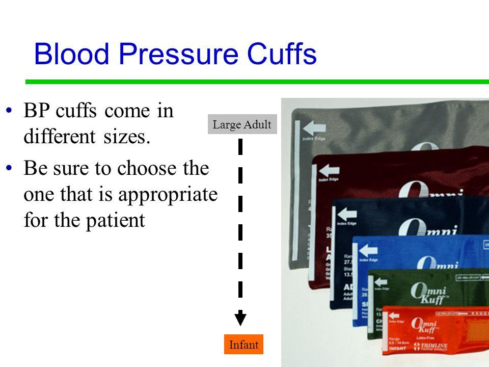 Mean Arterial Pressure When blood pressure is measured it is the arterial blood pressure that is recorded.