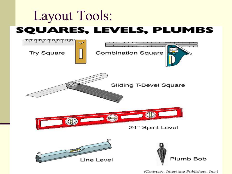 Layout Tools: