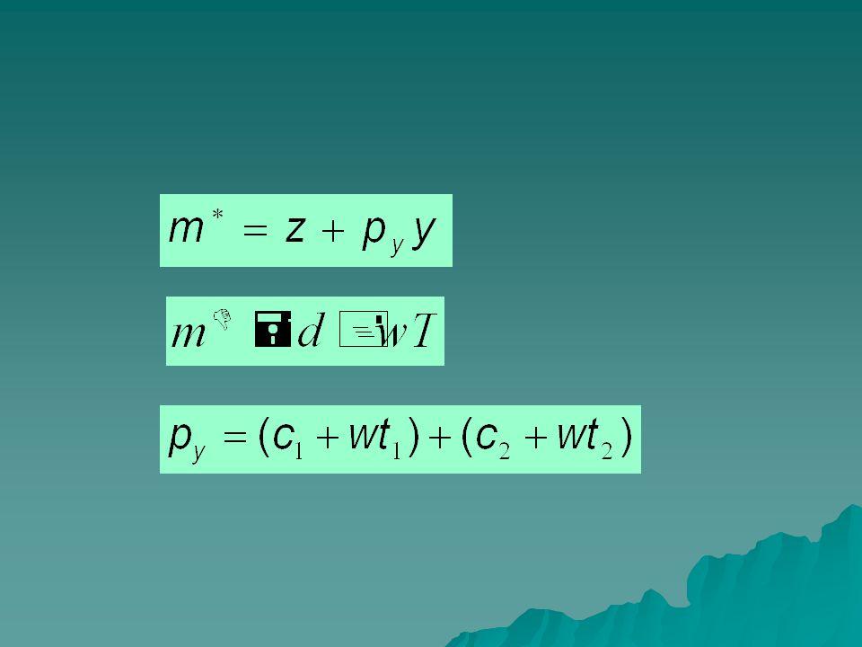 Models OLSL: Y  N( X ,  2 ) OLSS: Y  N( exp( X  ),  2 ) MLEL: Y  N( X ,  2 ) Y is observed if Y>0 MLES: Y  N( exp( X  ),  2 ) Y is observed if Y>0 POIS: Y  Poisson( = exp( X  )) TPOIS: Y  Poisson( = exp( X  )) Y is observed if Y>0 BNEG: Y  BinNega( = exp( X  ),  ) TBNEG: Y  BinNega( = exp( X  ),  ) Y is observed if Y>0