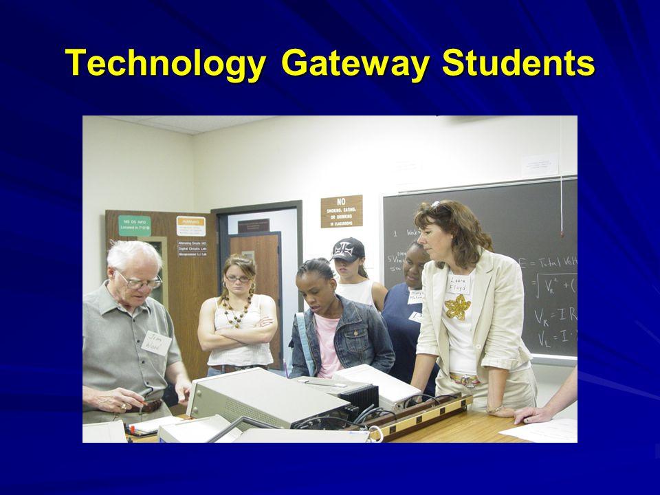 Technology Gateway Students