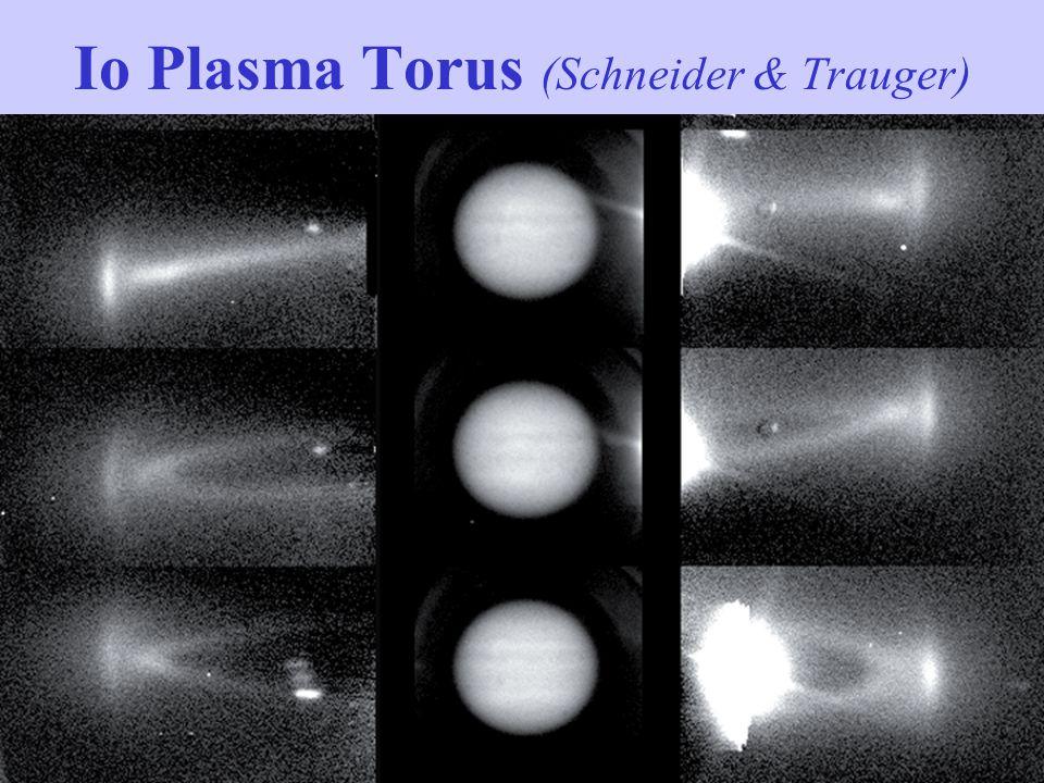 Io Plasma Torus (Schneider & Trauger)