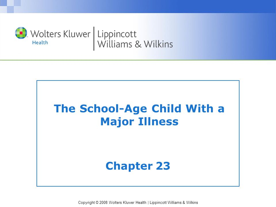 Copyright © 2008 Wolters Kluwer Health   Lippincott Williams & Wilkins Neurologic Disorders: Seizures Convulsive disorders Common in children; result from a variety of causes Partial seizures –Simple partial –Complex partial seizures–psychomotor seizures