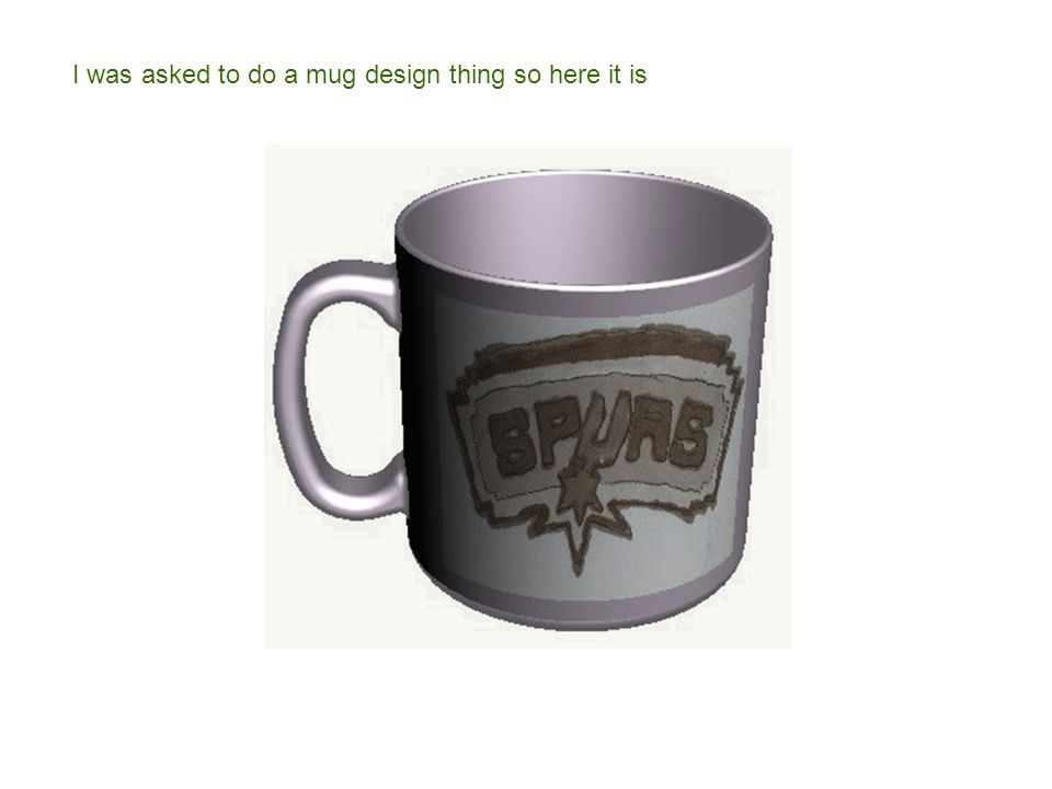 I was asked to do a mug design thing so here it is