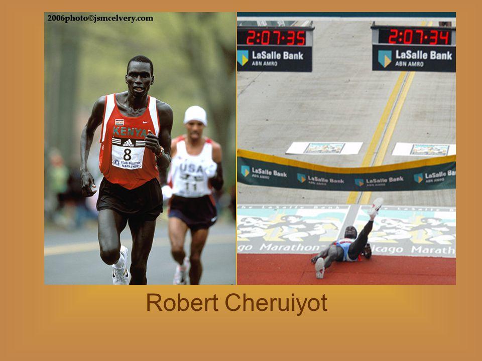Robert Cheruiyot
