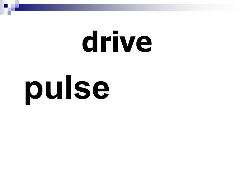 drive pulse