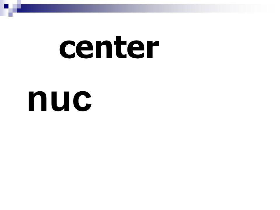 center nuc