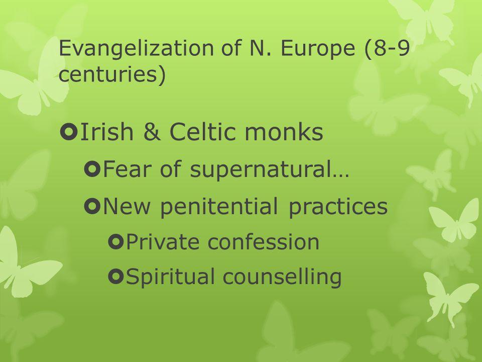 Evangelization of N.