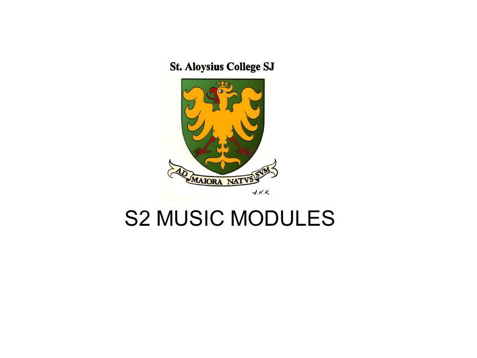 S2 MUSIC MODULES