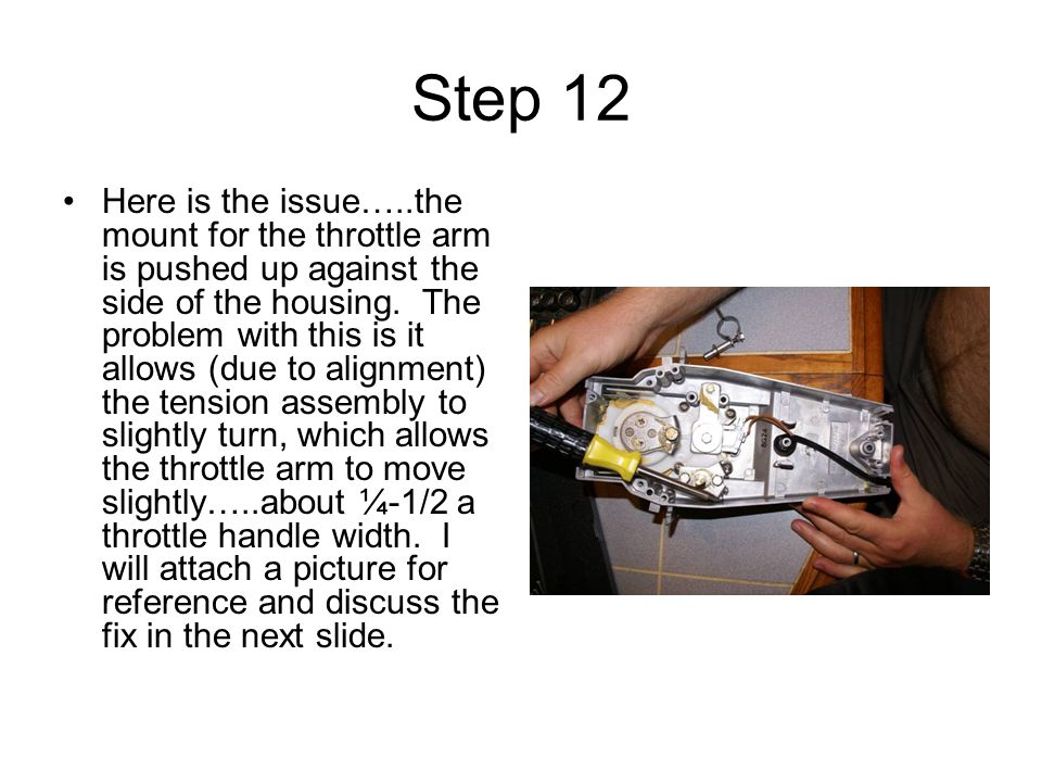 Step 13 You will need a 10mm socket with a small extension and a standard screwdriver.