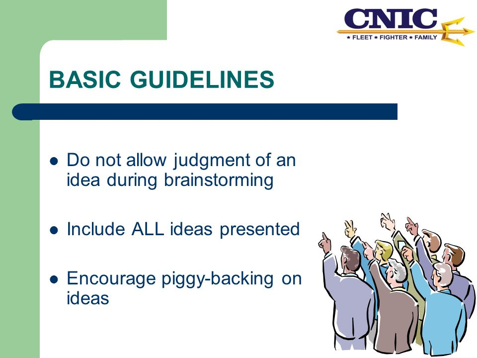 BASIC GUIDELINES (cont..) Set and keep to a time limit.