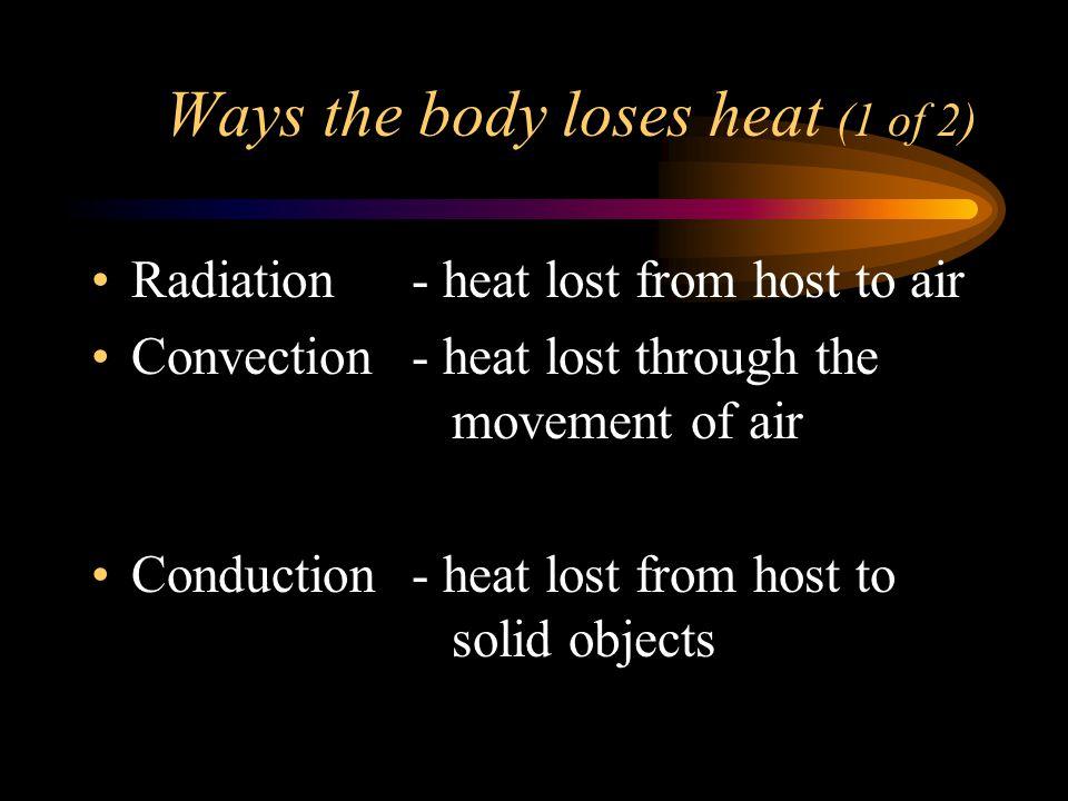 Environmental Emergencies Heat & Cold emergencies