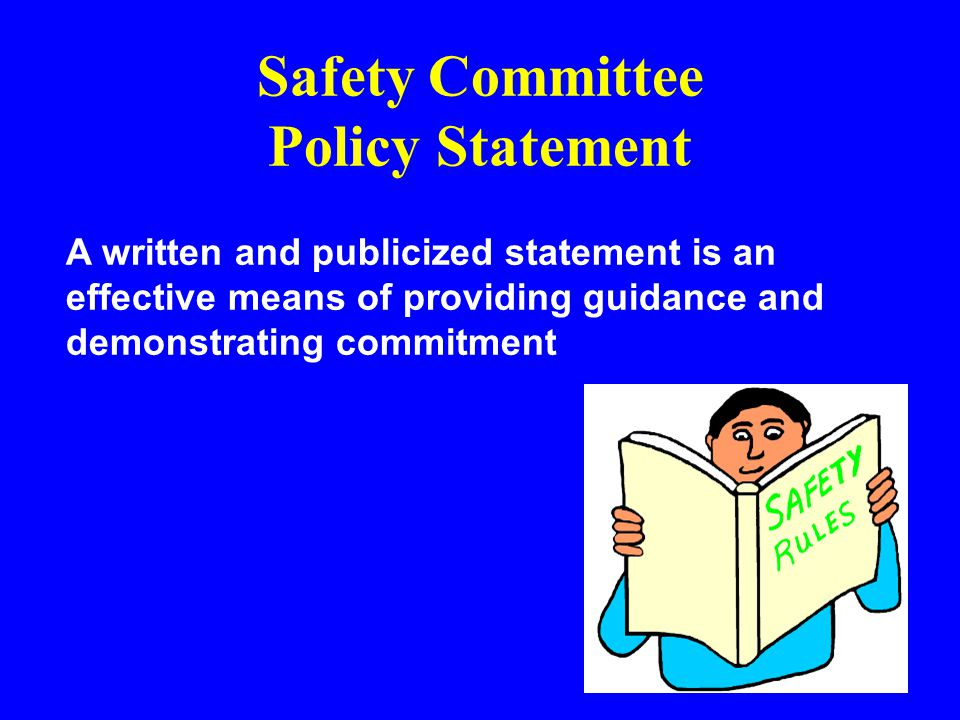 How effective can a Committee be?