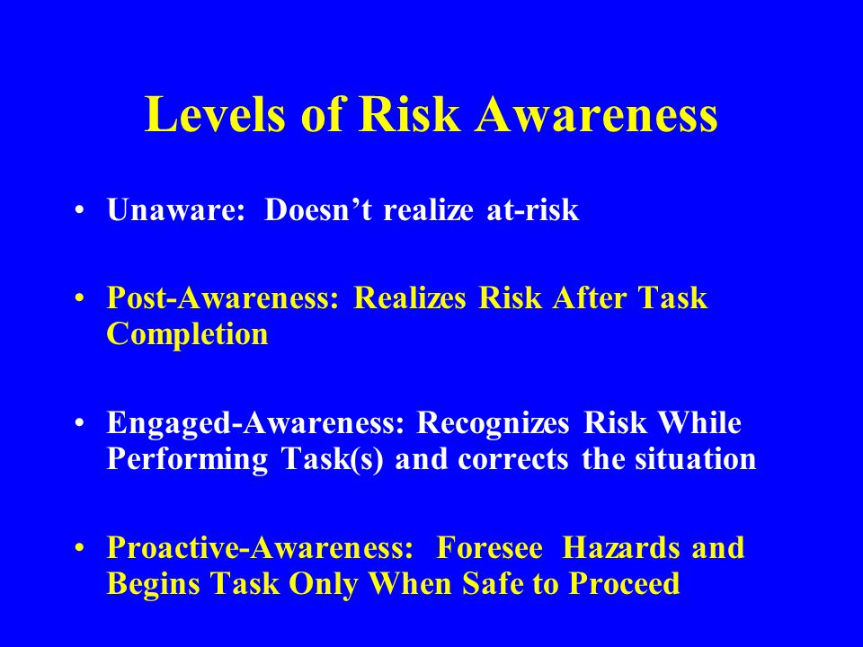 STEP 2: Assess Hazards Probability - How likely is the hazard.
