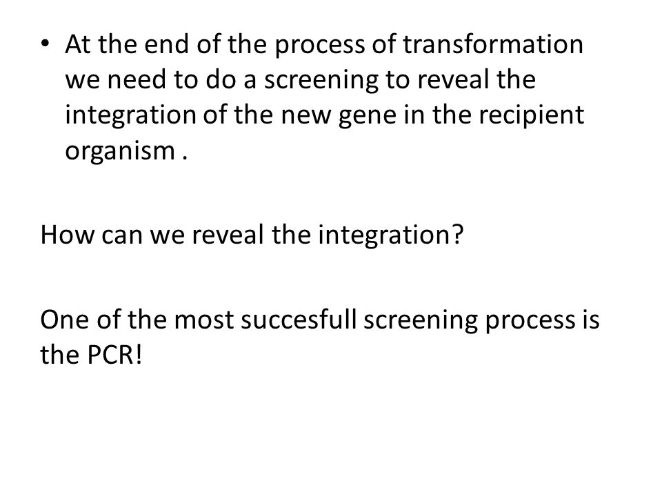 How NCBI Tools can help us with our PCR The Main factor to amplify the target gene is the primer.