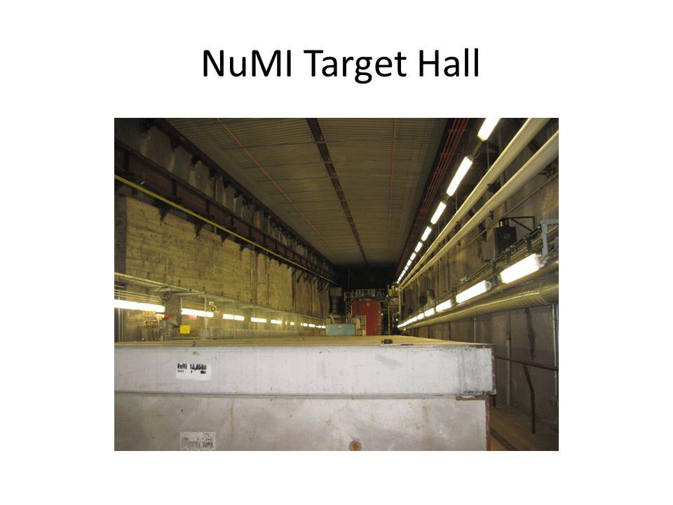 NuMI Target Hall