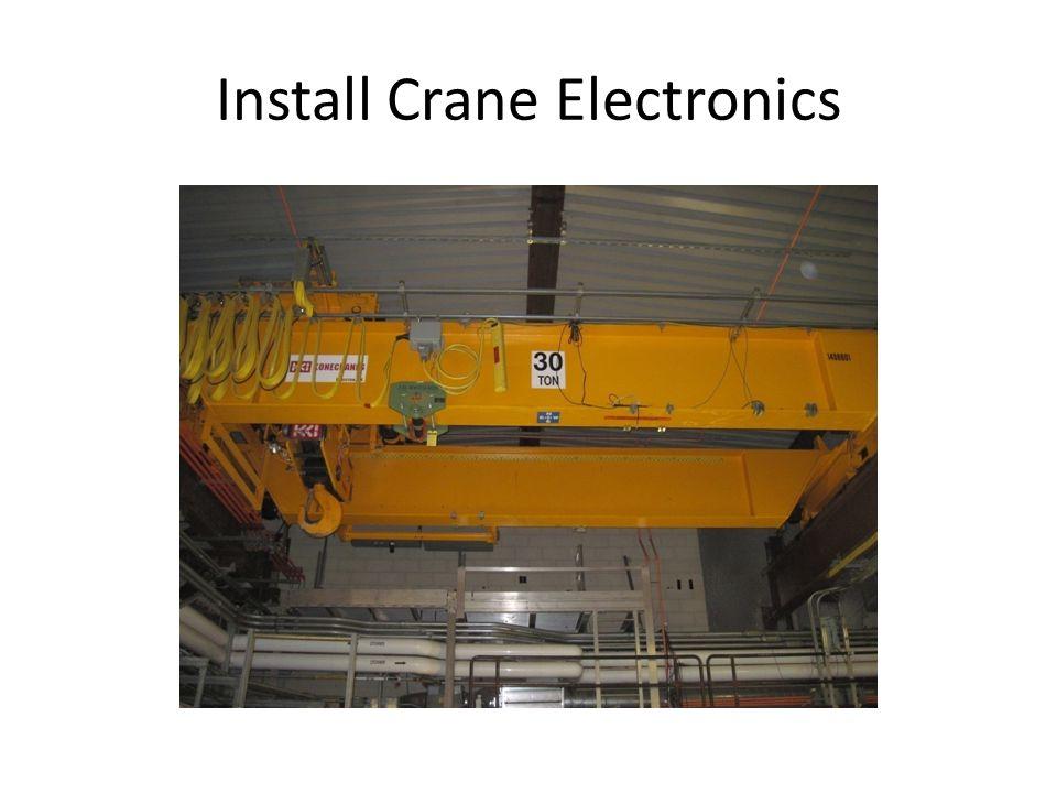 Install Crane Electronics