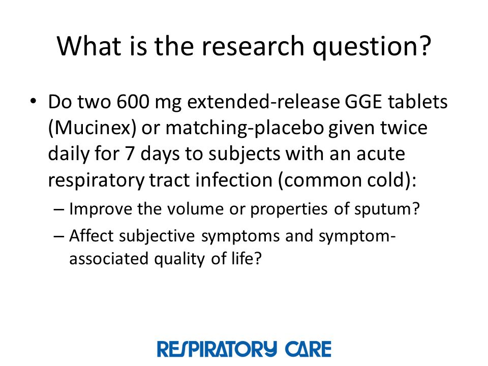 What is the research question.