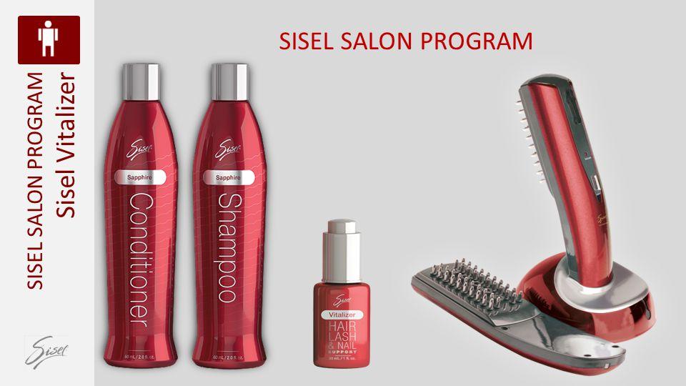 SISEL SALON PROGRAM Sisel Vitalizer SISEL SALON PROGRAM