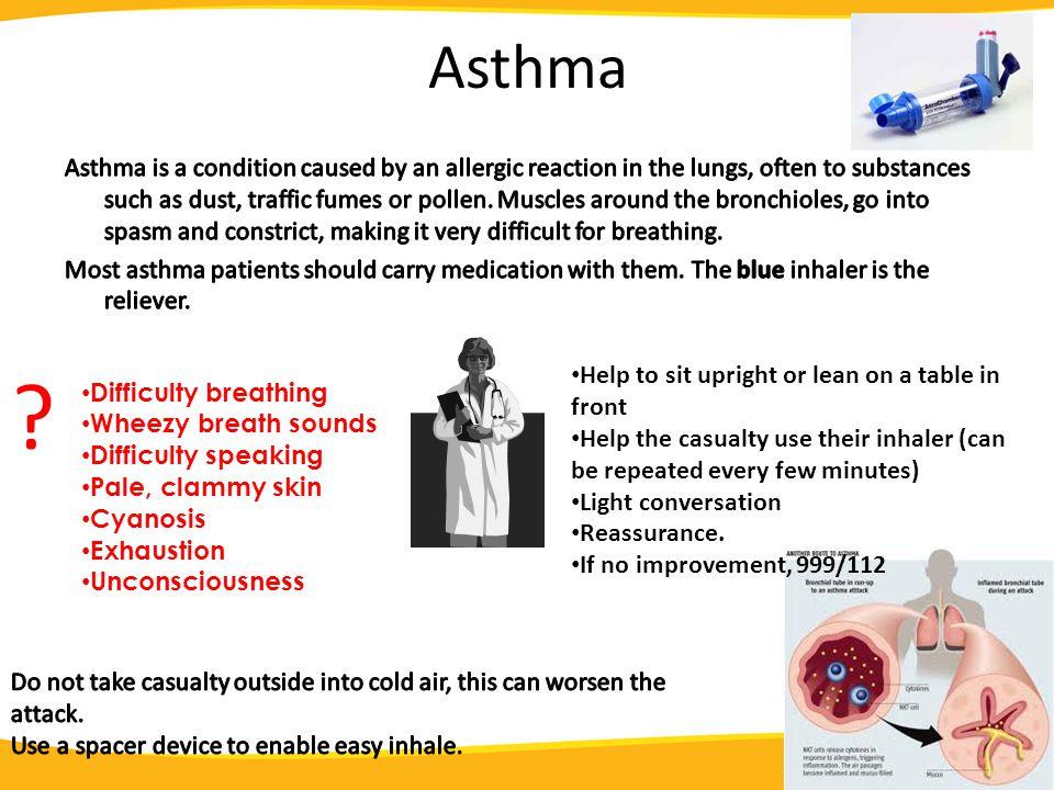 Asthma .