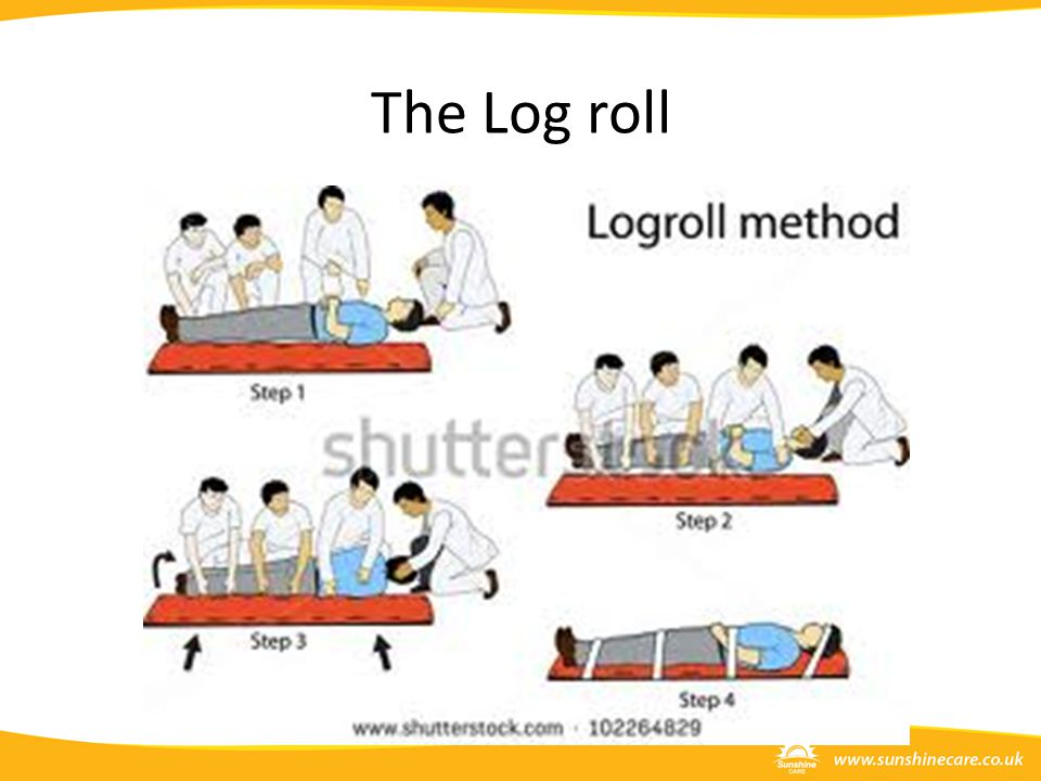 The Log roll