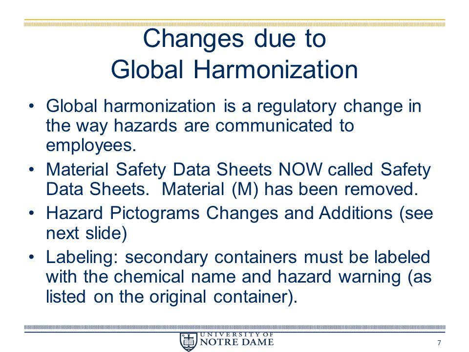 Chemical Hazards: Health Hazards  Irritants - cause reversible inflammation of skin, eyes or nasal passages.