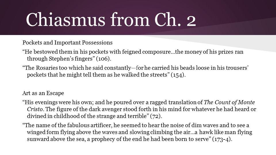 Chiasmus from Ch.