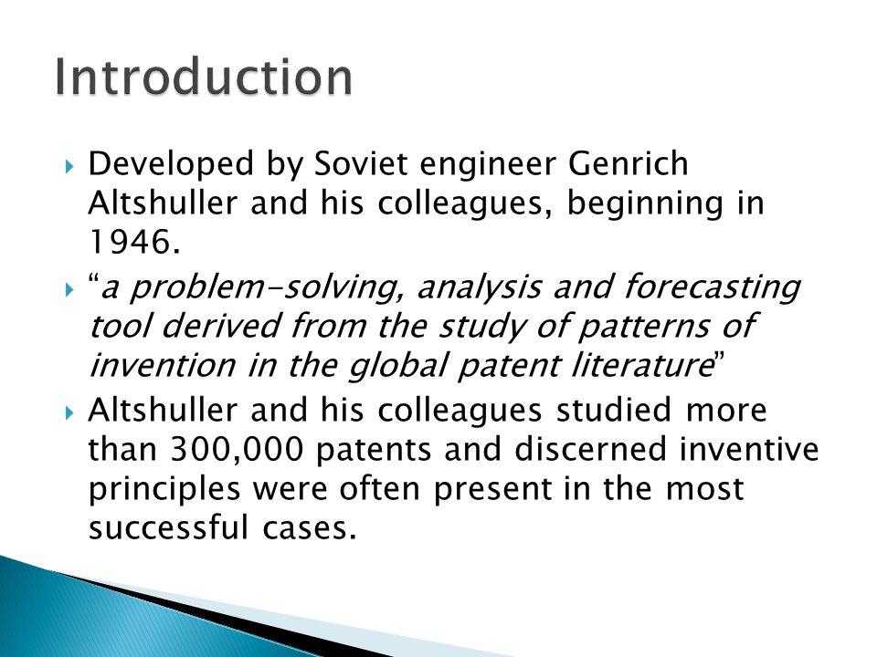  Born October 15, 1926  Died September 24, 1998  Born in Tashkent, Uzbek SSR, USSR  a Soviet engineer, inventor, scientist, journalist and writer.