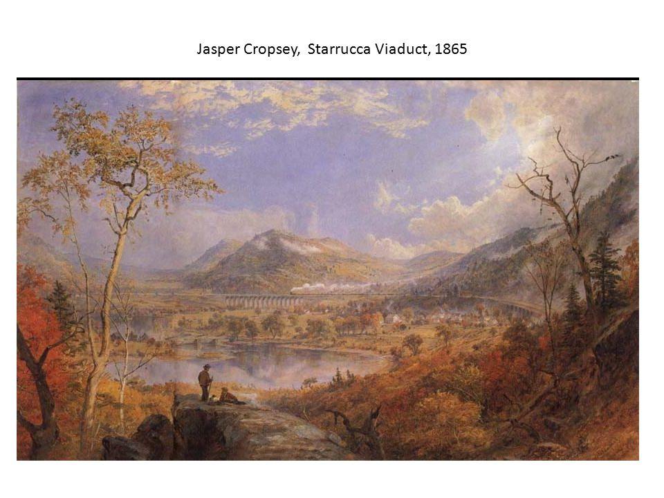 Jasper Cropsey, Starrucca Viaduct, 1865