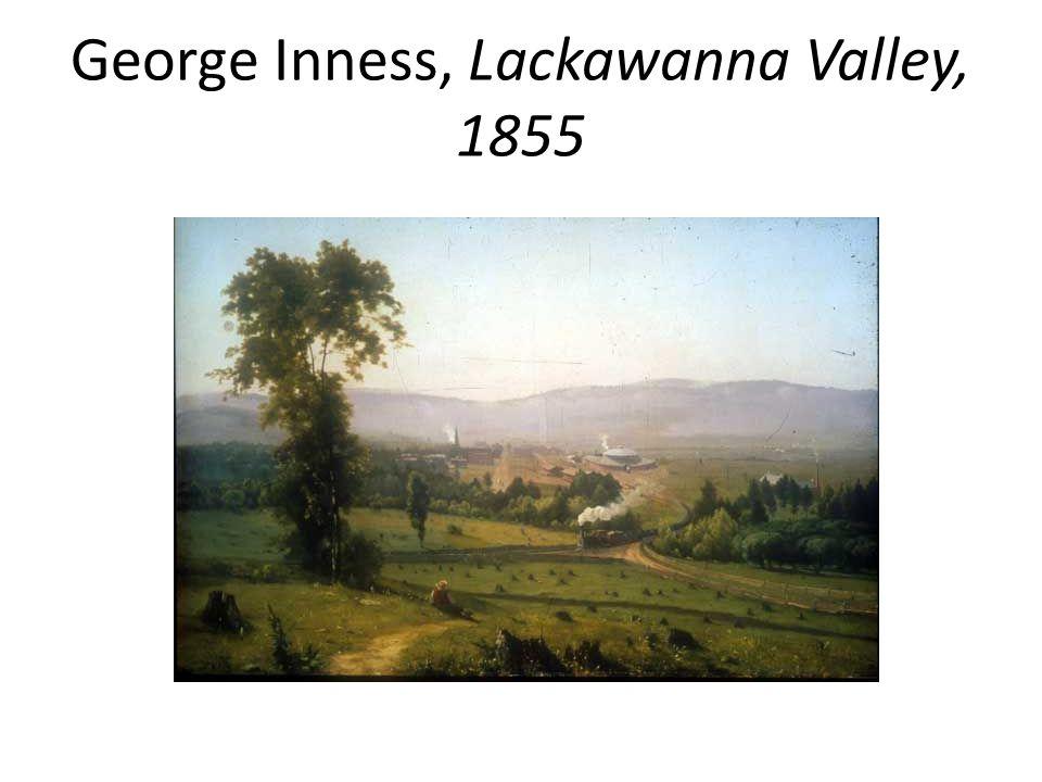 George Inness, Lackawanna Valley, 1855