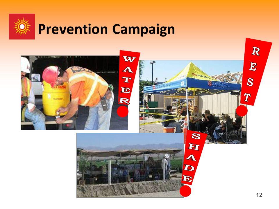 12 Prevention Campaign