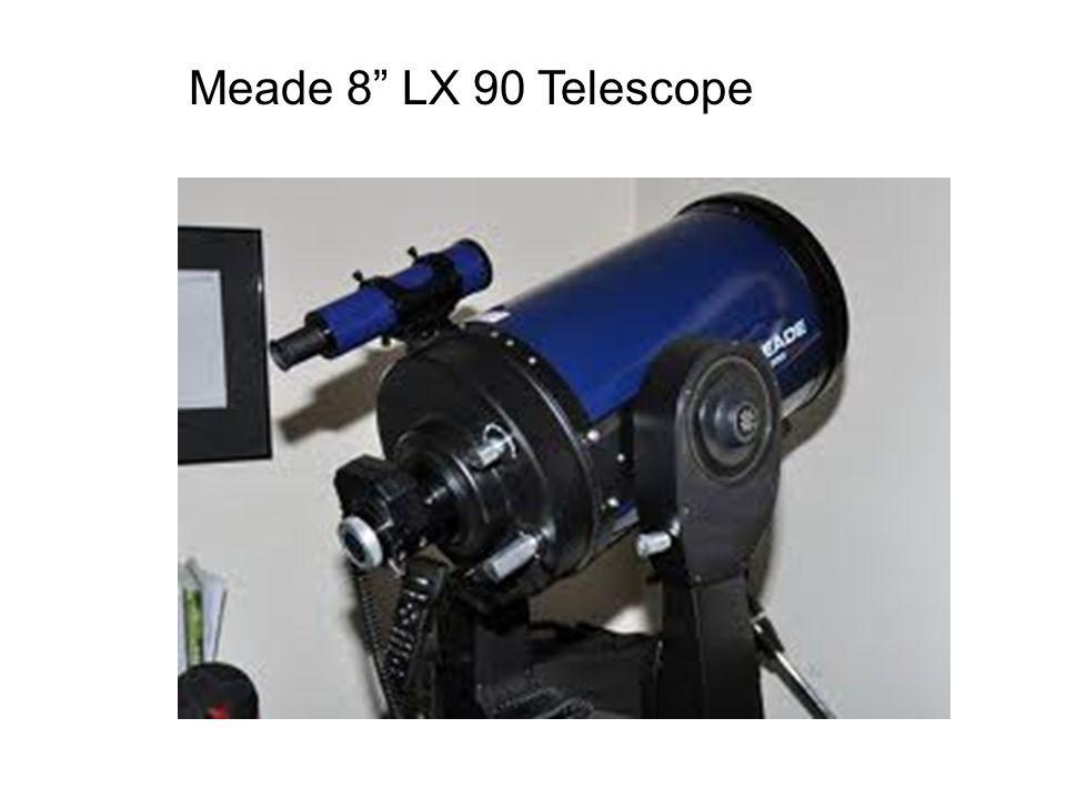 Meade 8 LX 90 Telescope