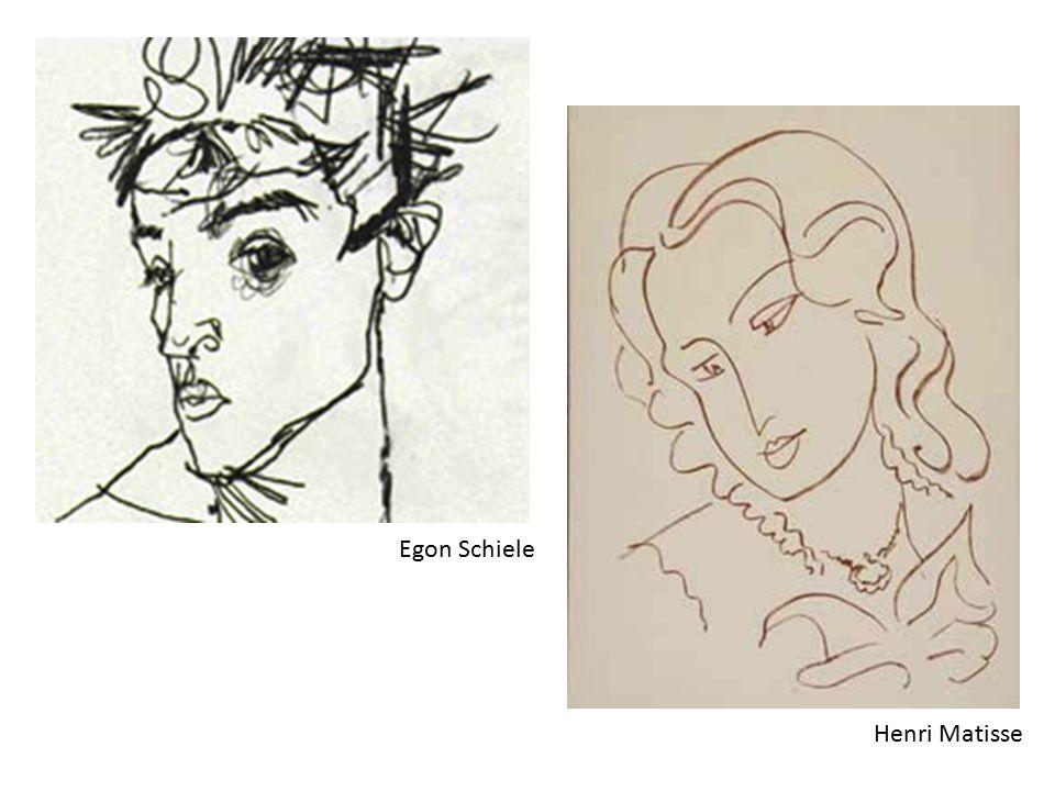 Egon Schiele Henri Matisse