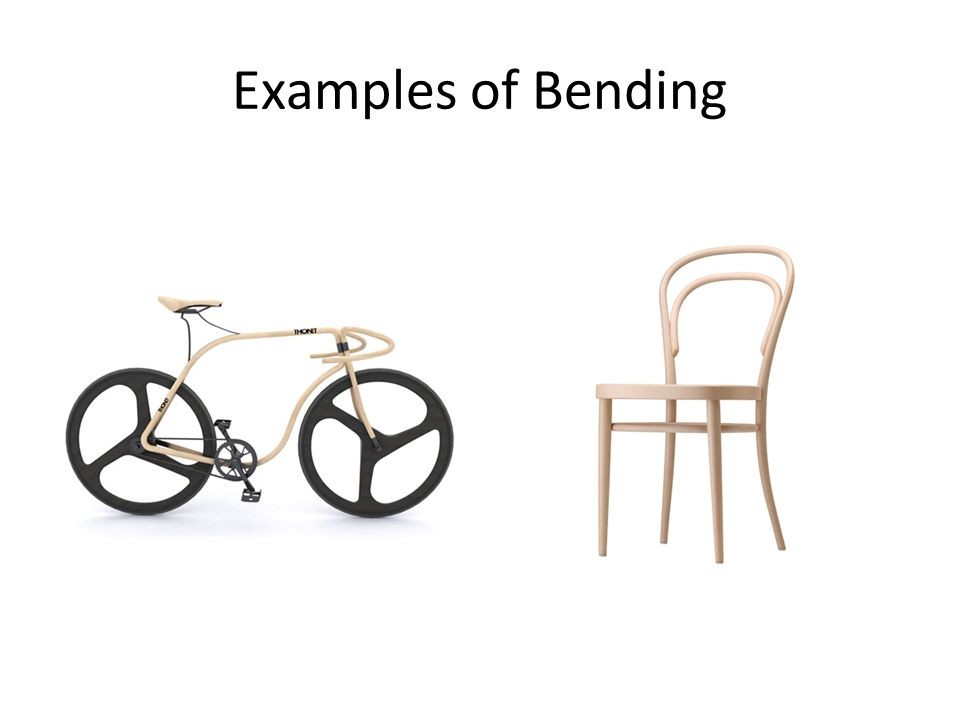 Examples of Bending