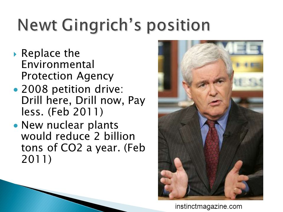 Replace the Environmental Protection Agency  2008 petition drive: Drill here, Drill now, Pay less.
