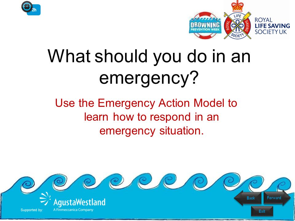 What should you do in an emergency.