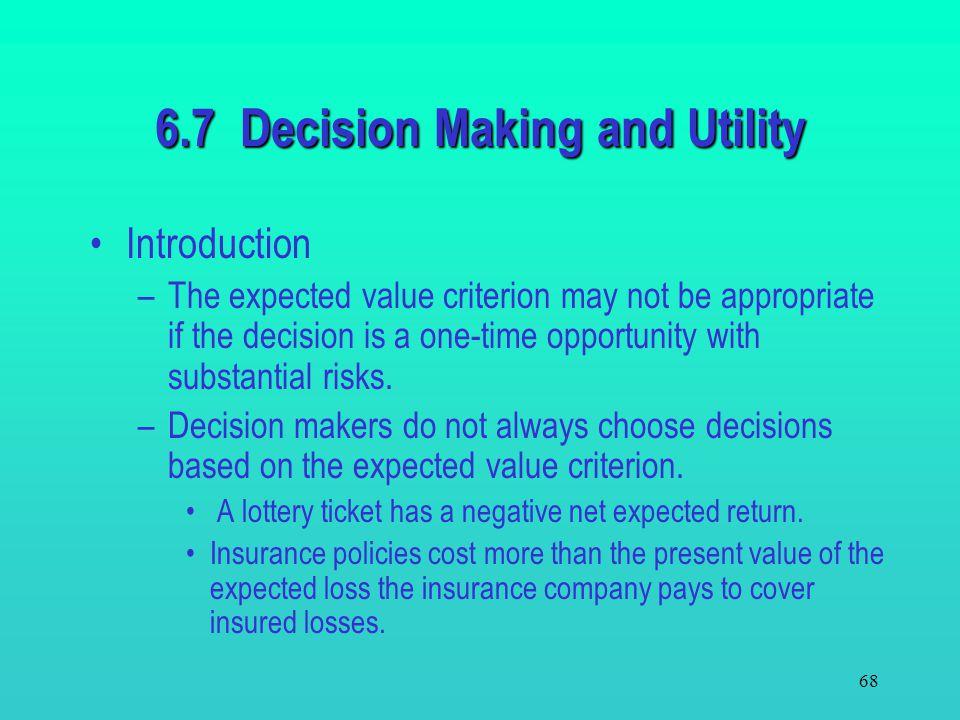 67 BILL GALLEN - The Decision Tree Excel add-in: Tree Plan