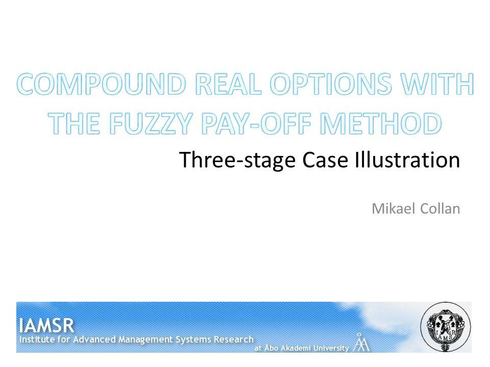 Three-stage Case Illustration Mikael Collan