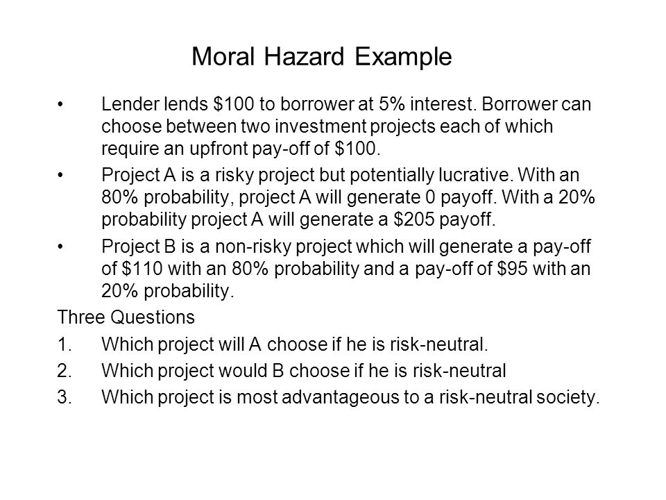 Expected Value We can use the statistical concept of expected value to answer these questions.