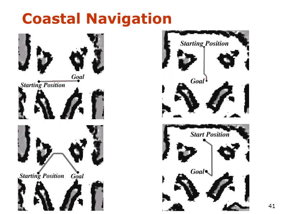 41 Coastal Navigation