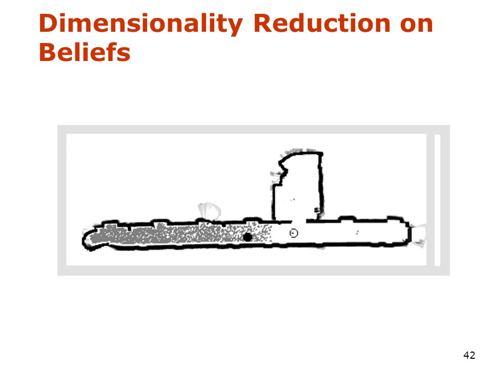42 Dimensionality Reduction on Beliefs