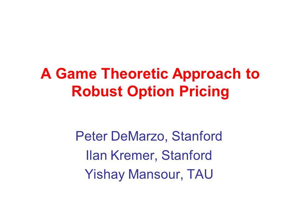 Finance: Efficient markets, Option Pricing, Black-Scholes-Merton Universal Portfolios: Cover et al.