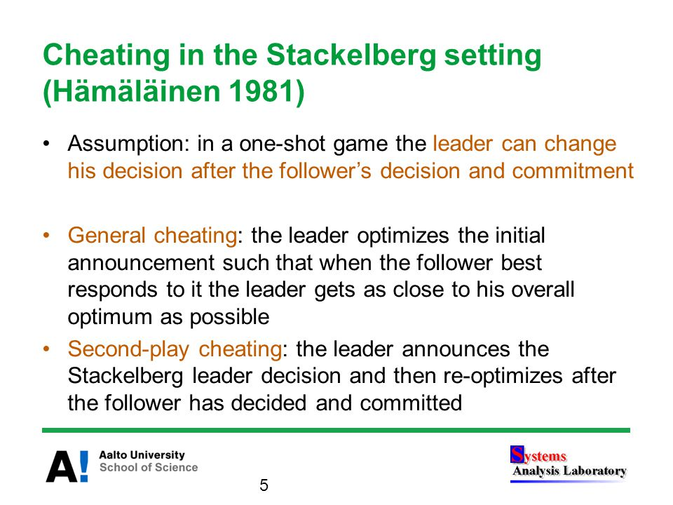 Cheap talk and cooperative outcomes 26 33% of all outcomes are cooperative joint-optimum outcomes –In these outcomes, 96% of the leaders commit to their initial announcement of the joint-optimum choice –Conclusion: the joint-optimum is not reached by cheap talk and a change in the second stage decision of the leader, but by commitment to initial joint-optimum play With private info, 35% of all outcomes are cooperative joint-optimum outcomes –95% of the leaders commit to their initial joint-optimum announcement if the outcome is a joint-optimum