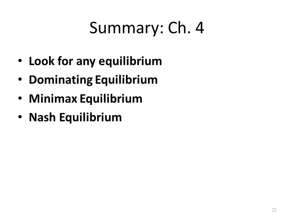 Summary: Ch.
